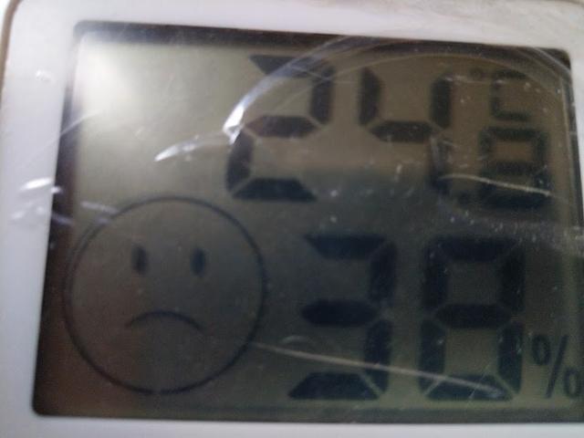 不在の時に気を付けたいケージ内温度